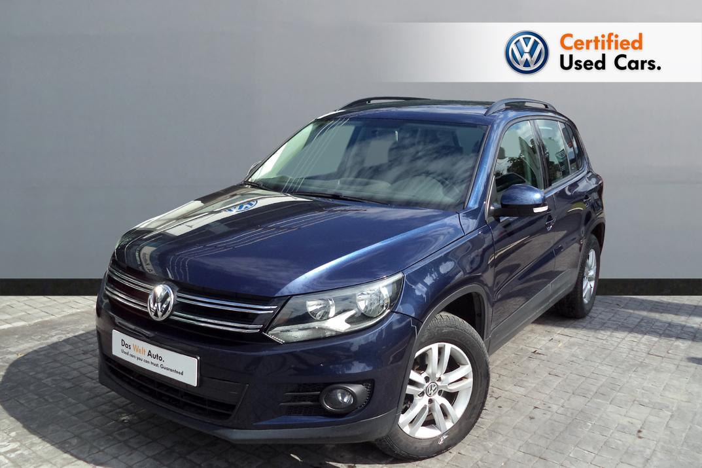 Volkswagen Tiguan Trend&Fun 1.4 l TSI 110 kW (150 PS) 6-speed dual-clutch transmission DSG - 2016