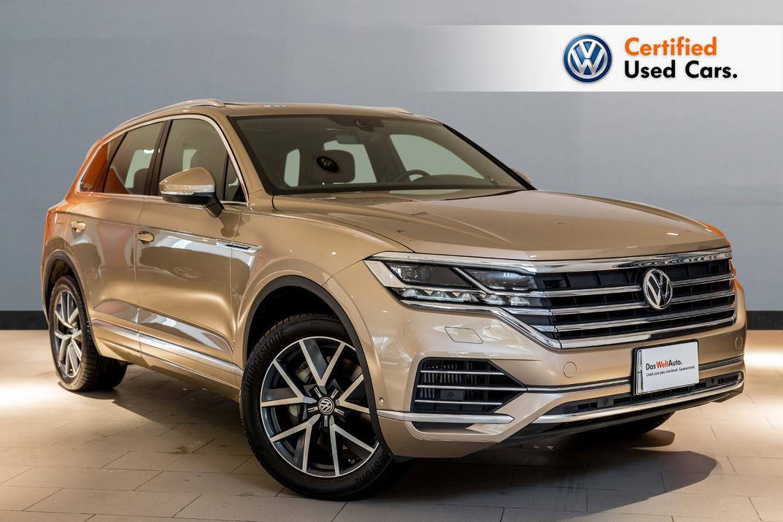 Volkswagen Touareg 3.0 - 2019