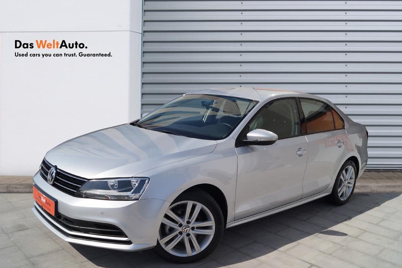 Volkswagen Jetta BlueMotion Technology 2.0 l TSI 85 kW (115 PS) 6-speed automatic - 2015