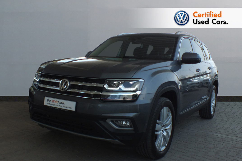 Volkswagen Teramont 3.6 SEL 280bhp Leather Seats, Panaromic roof,Navigation - 2018