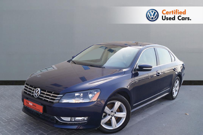 Volkswagen Passat SEL 2.5L (170 PS) - 2015