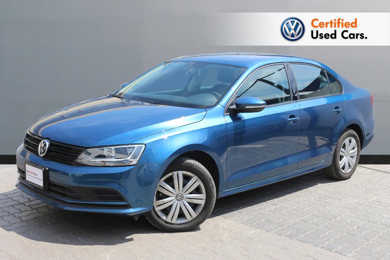 Volkswagen JETTA 2.0L TRENDLINE FACELIFT - CERTIFIED PRE-OWNED -WARRANTY UNTIL 2021 - 2018
