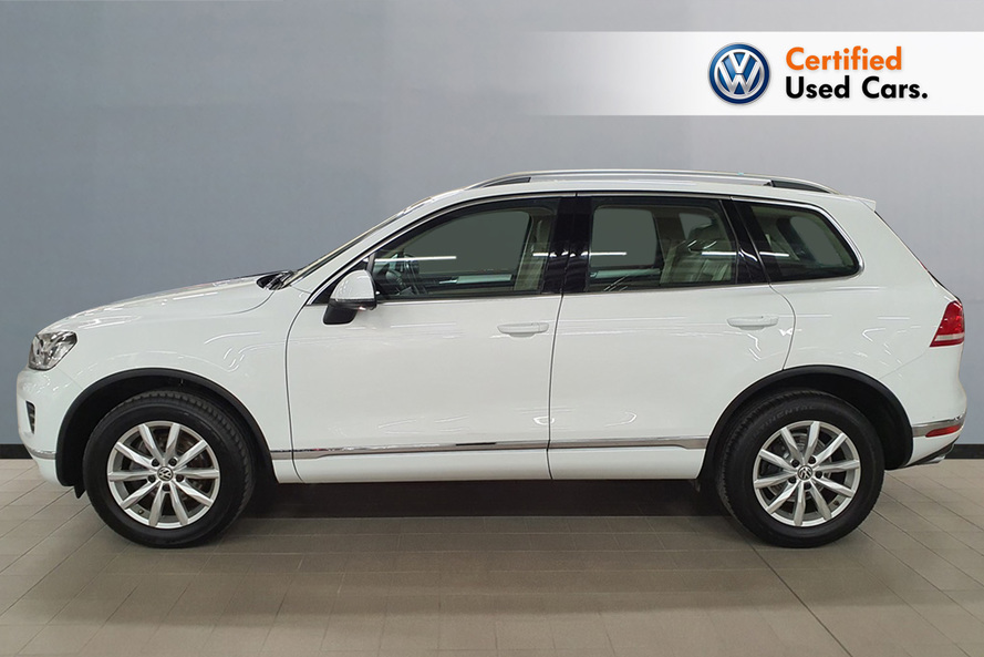 Volkswagen Touareg V6 - 6 speeds - SE - 2018