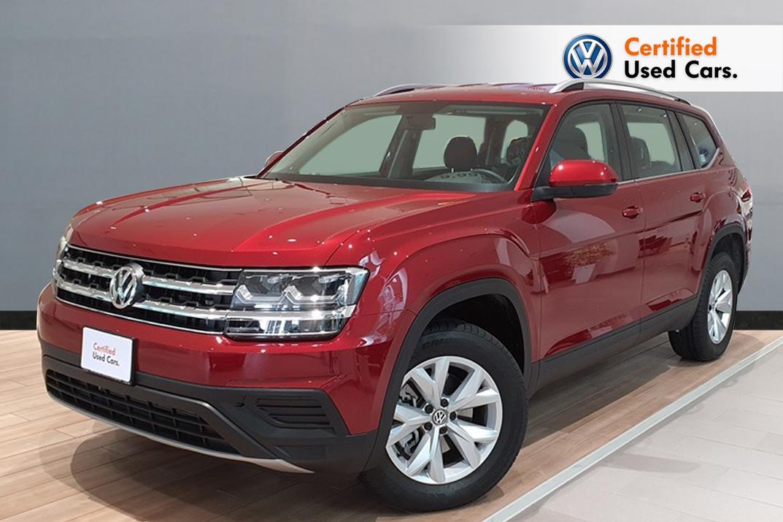 Volkswagen Teramont 2.0 - 2019