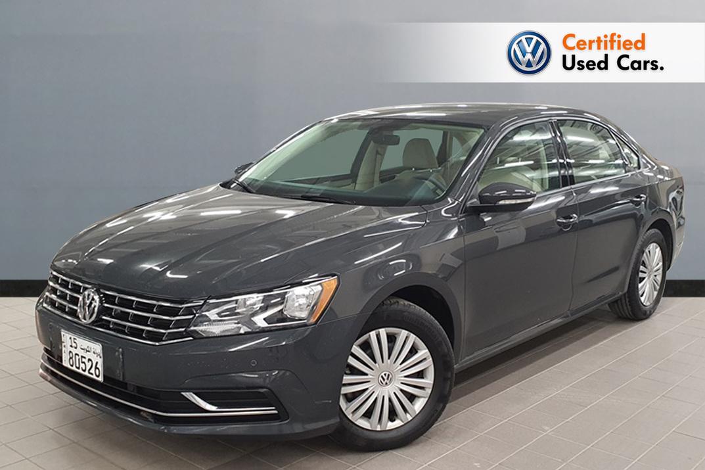Volkswagen Passat - S - 2018