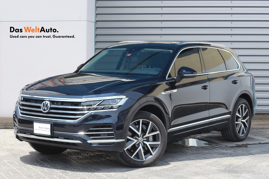 Volkswagen TOUAREG NEW TOUAREG 3.0 HIGHLINE PLUS - CERTIFIED PRE-OWNED -WARRANTY UNTIL 2024 - 2019