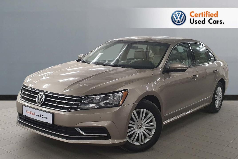 Volkswagen Passat S - 1 year warranty - 2017