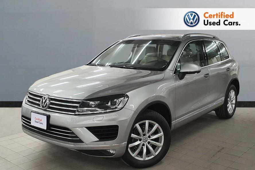 Volkswagen Touareg 2018 - Navigation system - 2018