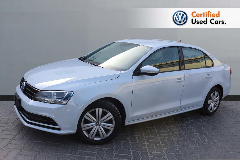 Volkswagen JETTA 2.0L S TRENDLINE FACELIFT - CERTIFIED PRE-OWNED -WARRANTY UNTIL 2021 - 2018