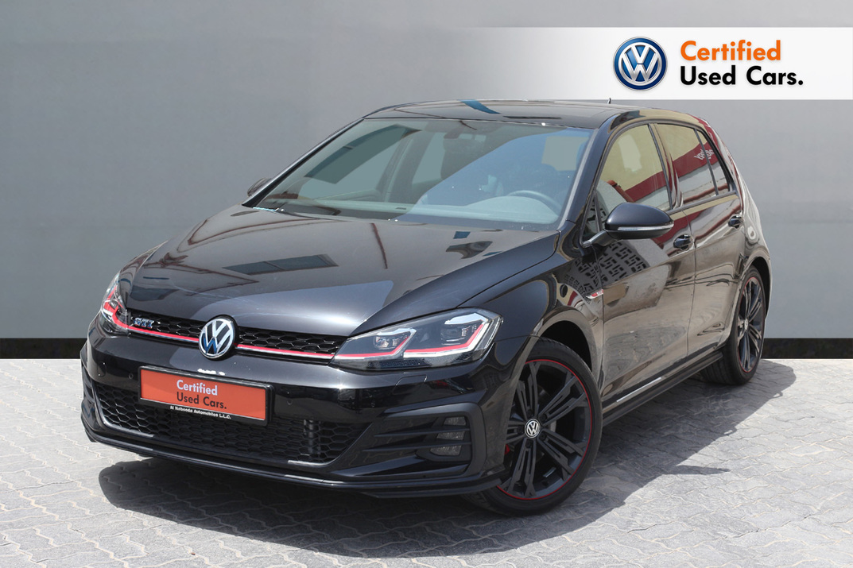 Volkswagen GOLF GTI 2.0L SPORT- CERTIFIED PRE-OWNED - 0 KMS ,UNLIMITED MILEAGE WARRANTY - 2018