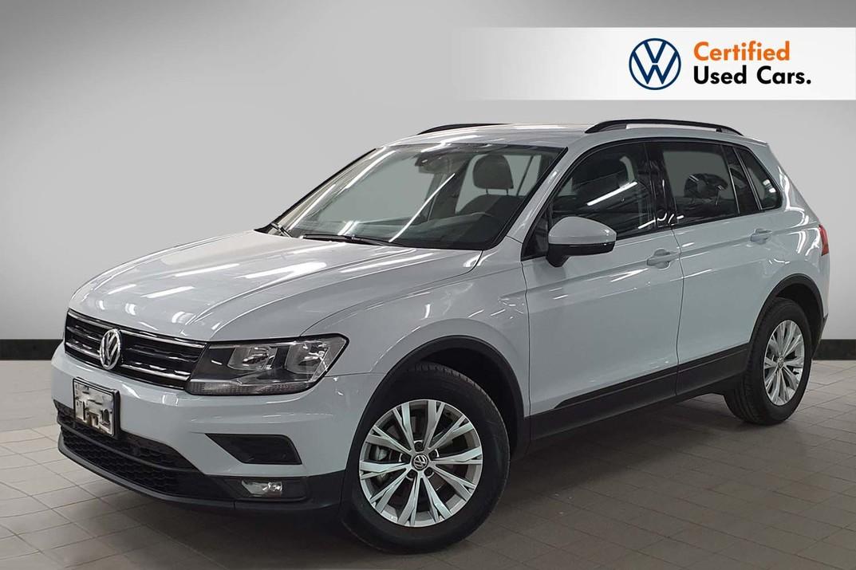 Volkswagen Tiguan 1.4 - S - 2018