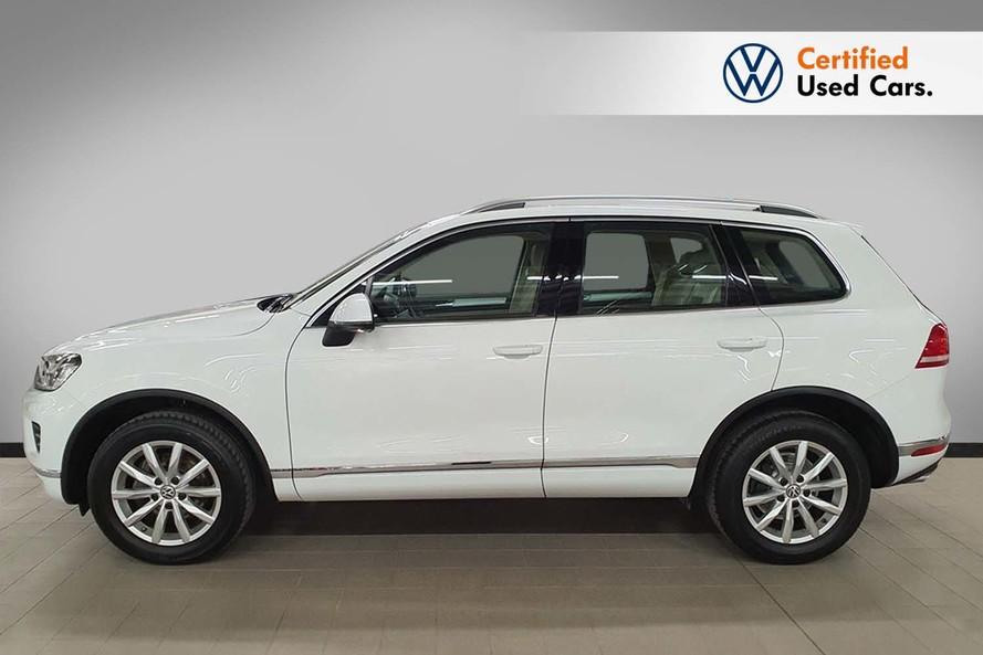 Volkswagen Touareg V6 - 6 speeds - SE - 2018
