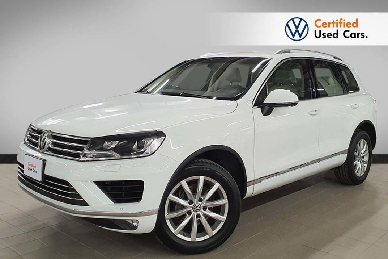 Volkswagen Touareg SE 2018 - Navigation - 2018