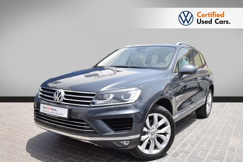 Volkswagen TOUAREG SPORT FACELIFT 3.6L - Certified Pre Owned - Warranty until 2022 - 2016