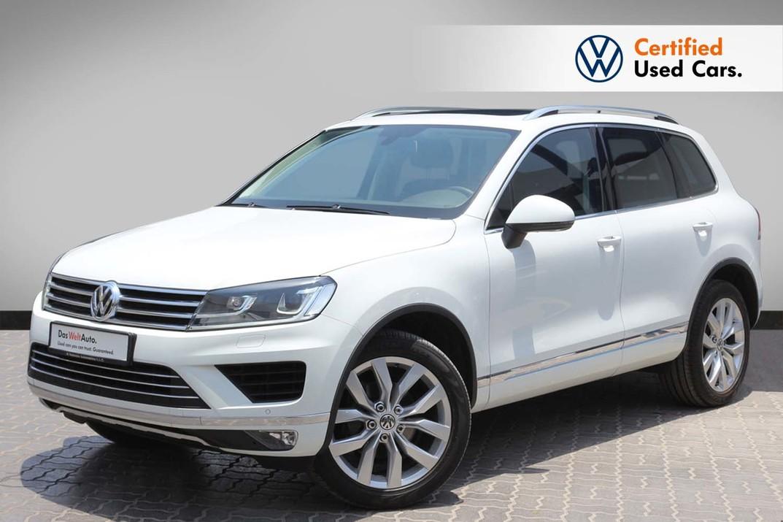 Volkswagen TOUAREG SPORT 3.6L LOW MILEAGE - Certified Pre Owned - Warranty until 2022 - 2016