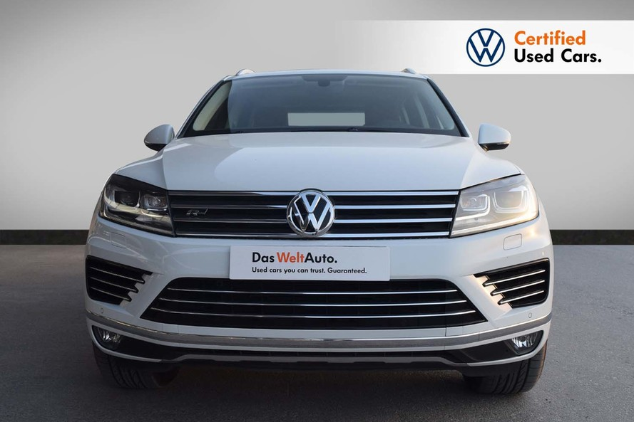 Volkswagen Touareg R Line V6 FSI 3.6 L (280 PS) 8-speed automatic (tiptronic) - 2018