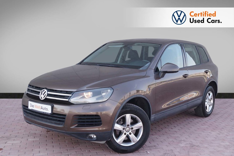 Volkswagen Touareg S 3.6L (280 PS) - 2014