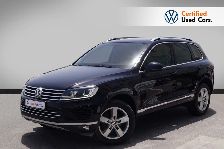 Volkswagen Touareg SEL 3.6L V6 (280 PS) - 2016