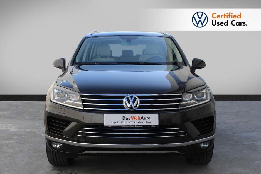 Volkswagen Touareg V6  - 1 year warranty - 2018
