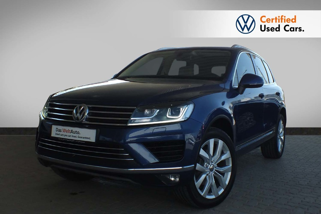Volkswagen Touareg 3.6 Sport FL Leather Seats and Panaromic Roof - 2016