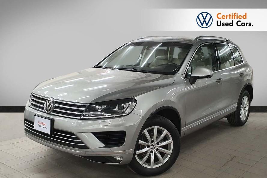 Volkswagen Touareg V6   Navigation System - 2018