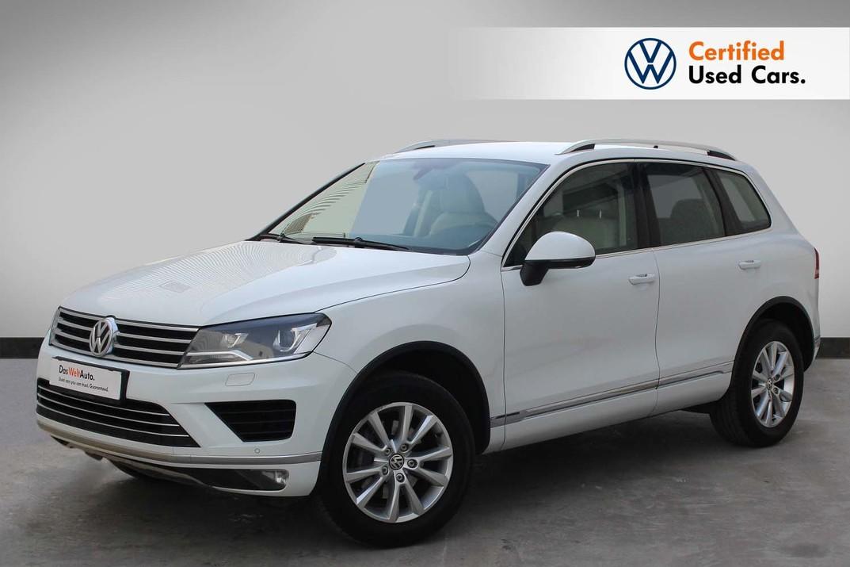 Volkswagen Touareg - 2016