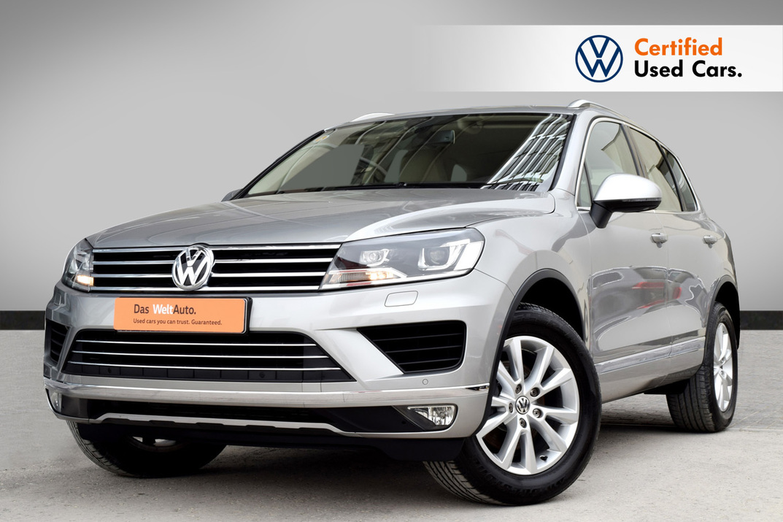 Volkswagen Touareg SE - 2016