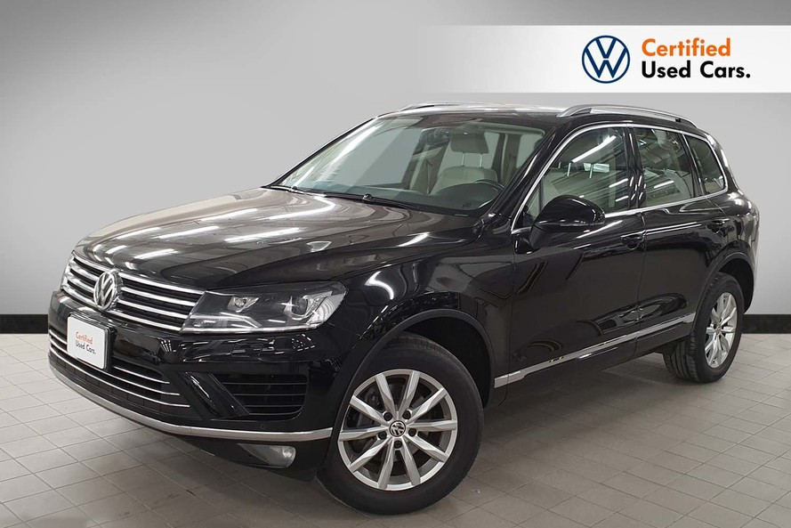 Audi Touareg V6 FSI BlueMotion Technology 3.6 l V6 TFSI 206 kW (280 PS) 8-speed automatic (tiptronic) - 2018