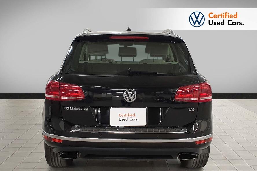 Volkswagen Touareg V6 FSI BlueMotion Technology 3.6 l V6 TFSI 206 kW (280 PS) 8-speed automatic (tiptronic) - 2018