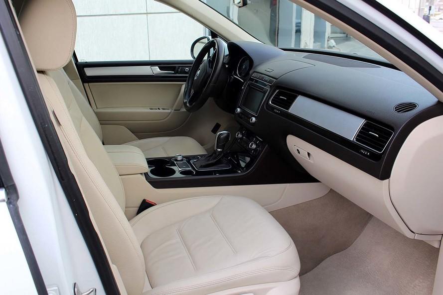 Audi Touareg V6   Navigation System - 2018
