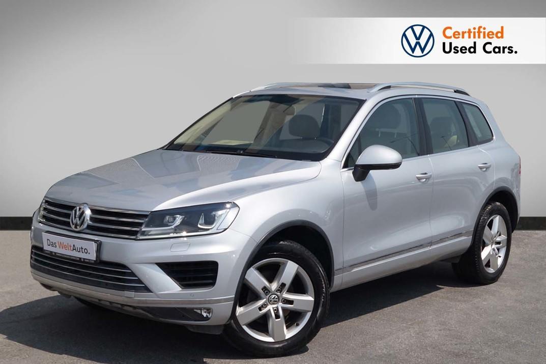Volkswagen Touareg SEL 3.6L V6 (280 PS) - 2015