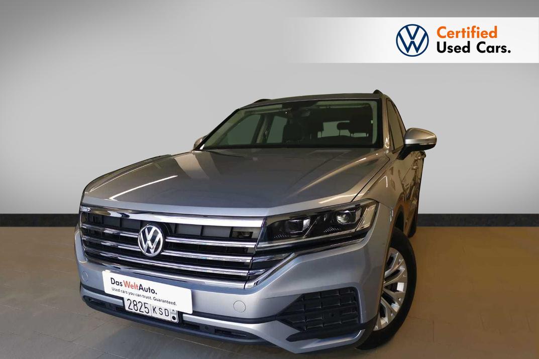 Volkswagen Touareg 2.0TFSI 185kw 250bhp A8A - 2018