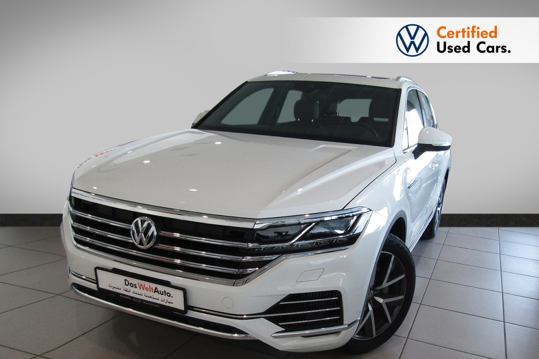 Volkswagen Touareg 3.0 Highline Plus - 2018