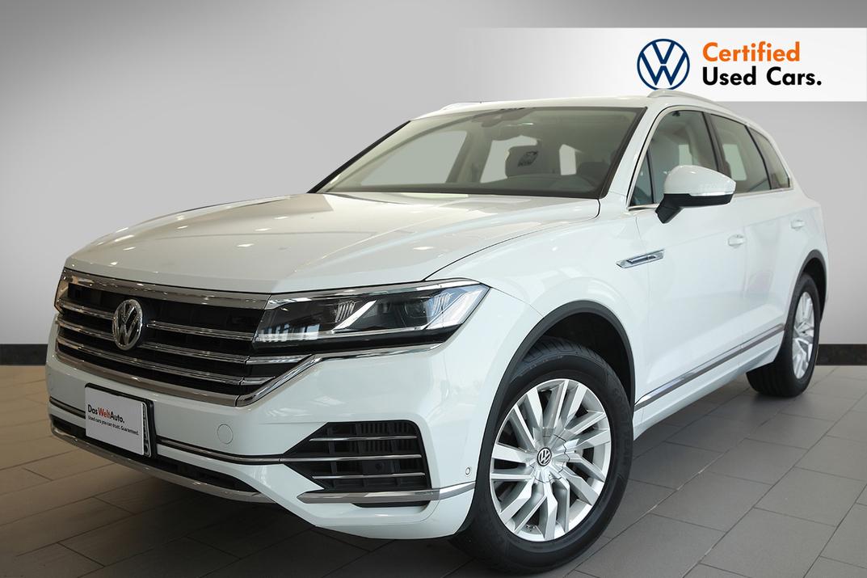 Volkswagen Touareg Comfortline V6 - 2018