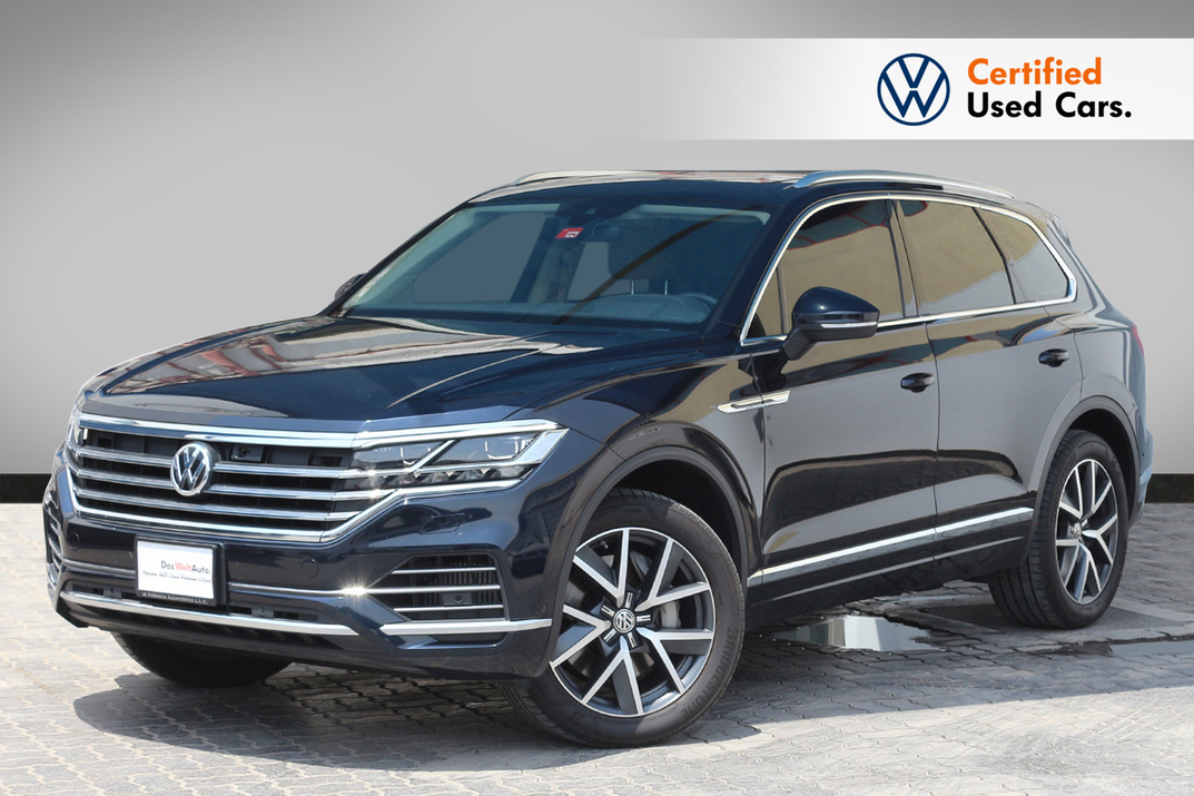 Volkswagen TOUAREG NEW TOUAREG HIGHLINE PLUS 3.0L - Certified Pre Owned - Warranty until 2024 - 2019