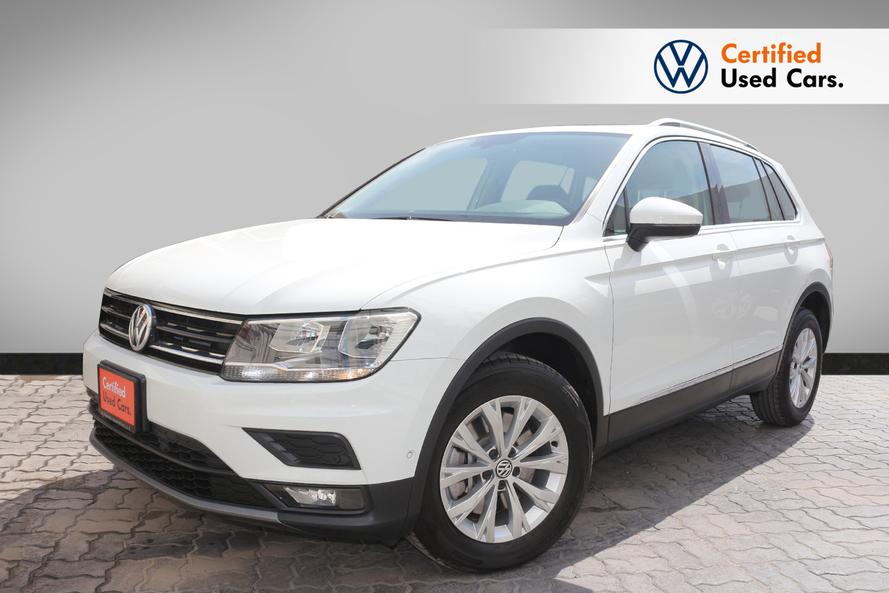 Volkswagen TIGUAN THE NEW TIGUAN SE  2.0L - CERTIFIED PRE-OWNED - WARRANTY UNTIL 2023 - 2018