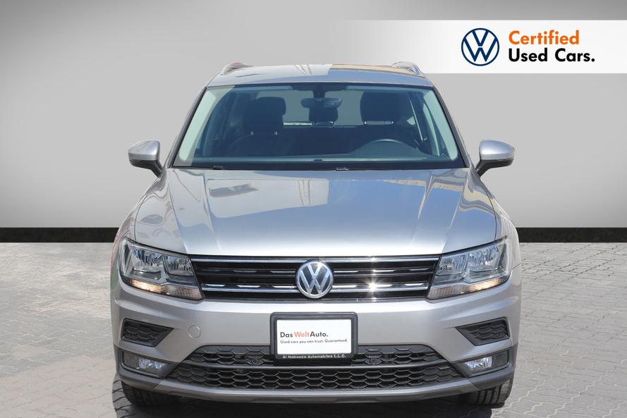 Volkswagen TIGUAN SE 2.0 - CERTIFIED PRE-OWNED - WARRANTY UNTIL 2022 - 2018