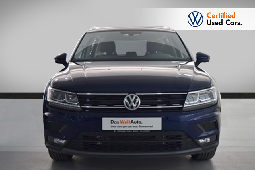 Volkswagen TIGUAN Touareg SE - 2019