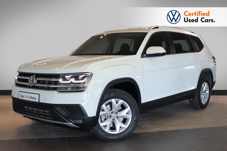Volkswagen Teramont 3.6 206 kw 280bhp 8 Speed Automatic - 2019