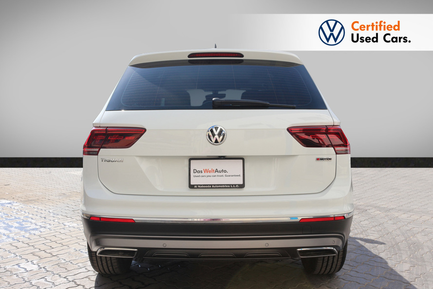 Volkswagen TIGUAN THE NEW TIGUAN 2.0 SPORT - CERTIFIED PRE-OWNED -WARRANTY UNTIL 2022 - 2018