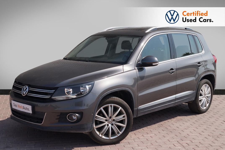 Volkswagen Tiguan Sport & Style SEL 2.0L (200 PS) - 2016