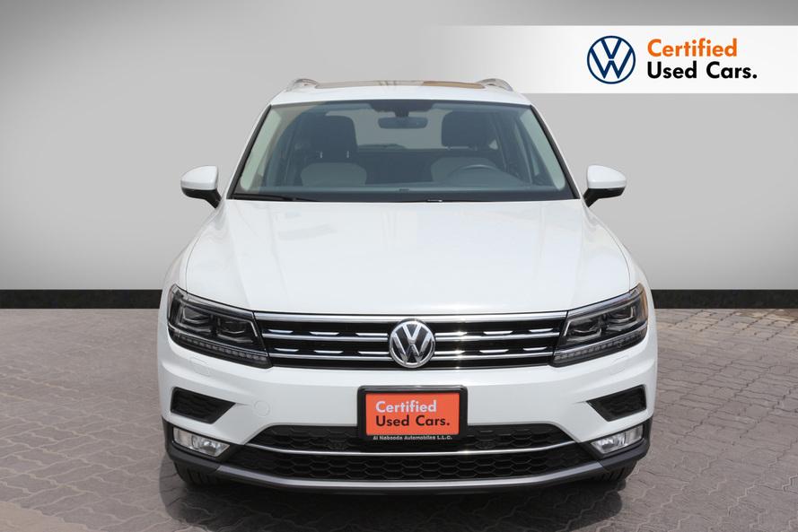 Volkswagen TIGUAN THE NEW TIGUAN SEL 2.0L - CERTIFIED PRE-OWNED - WARRANTY UNTIL 2021 - 2017