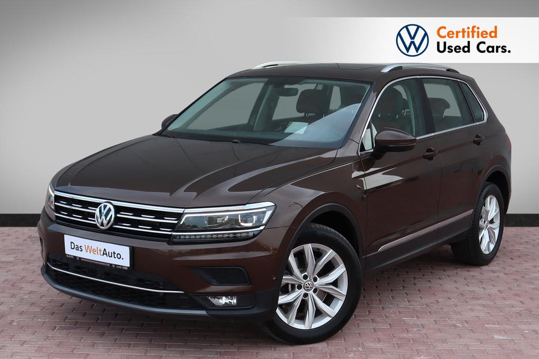 Volkswagen Tiguan 2.0     HLBMT  4M   132TSI  D7A - 2018