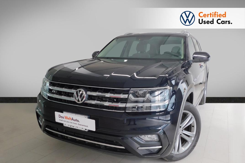 Volkswagen Teramont SE R-Line V6 - 2019