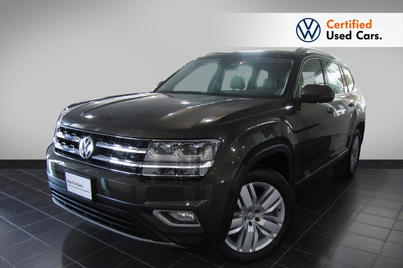 Volkswagen Teramont SEL - 2019