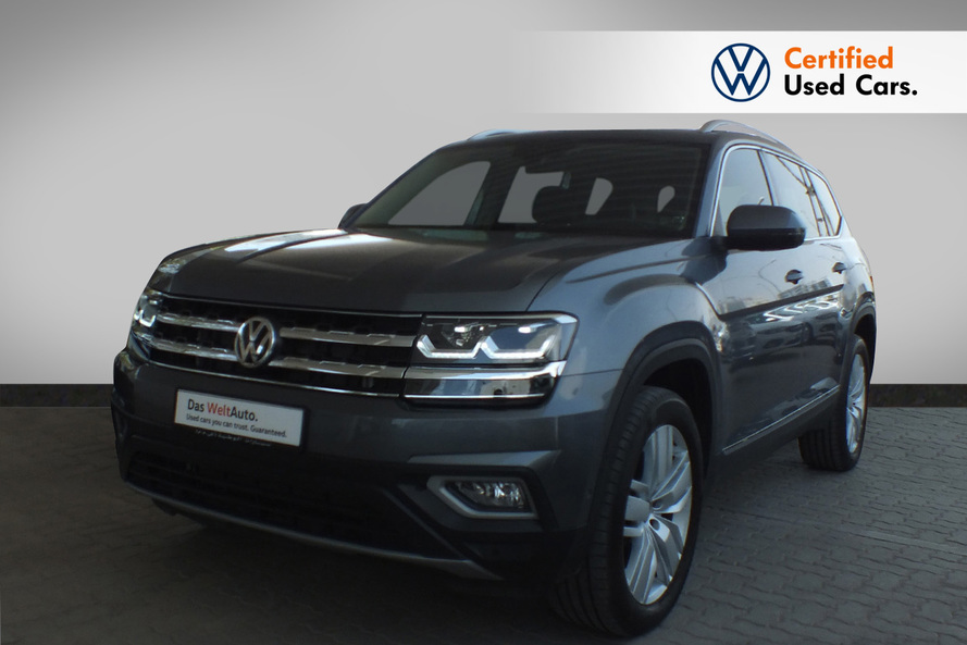 Volkswagen Teramont 3.6 SEL 280bhp Leather Seats, Panaromic roof,Navigation - 2018
