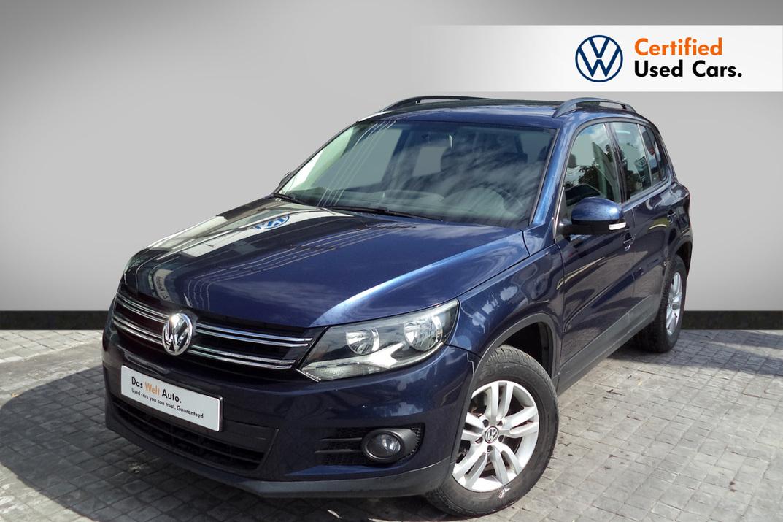 Volkswagen Tiguan Trend & Fun 1.4 l TSI 110 kW (150 PS) - 2016