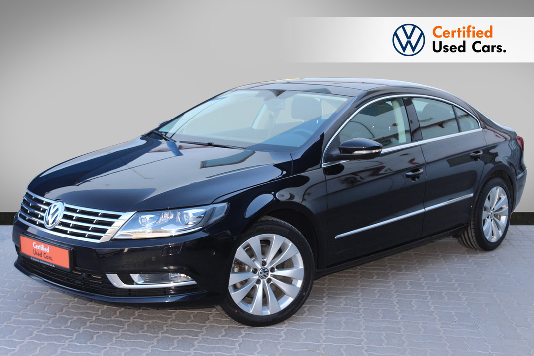 VOLKSWAGEN CC PASSAT CC 2.0L SE - CERTIFIED PRE-OWNED - WARRANTY UNTIL 2021