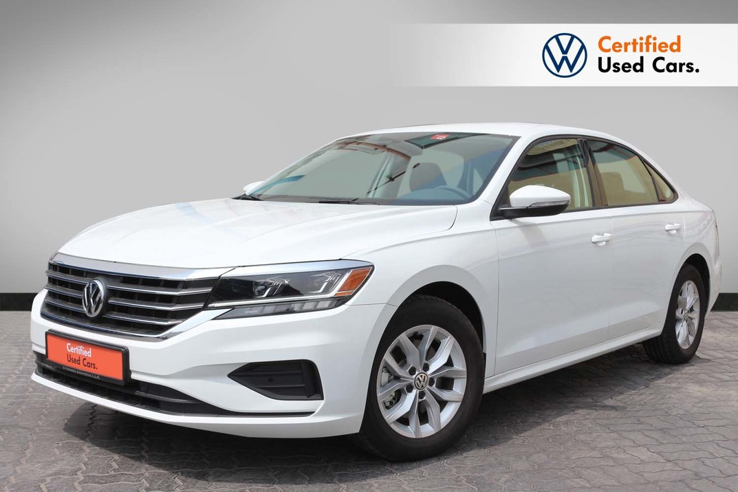 Volkswagen PASSAT NEW PASSAT TRENDLINE 2.5L - CERTIFIED PRE-OWNED - WARRANTY UNTIL 2024 - 2020