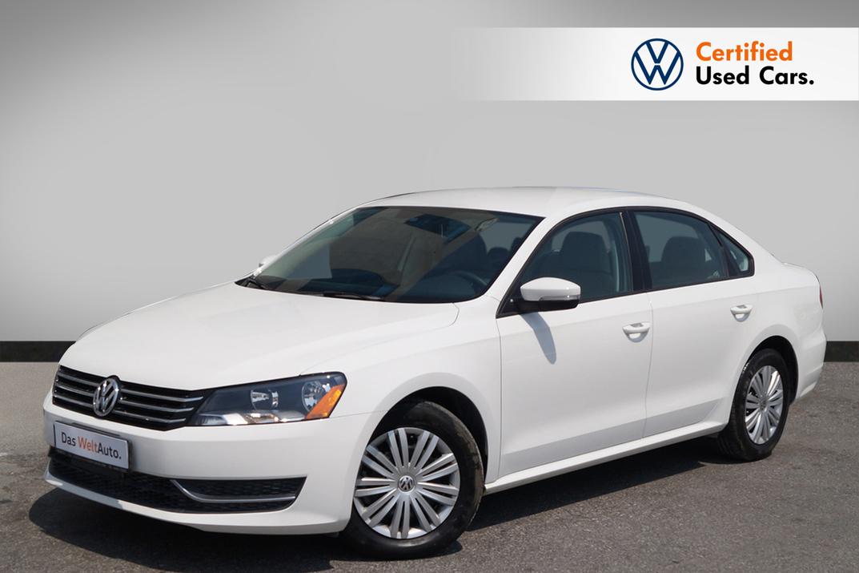 Volkswagen PASSAT - 2016